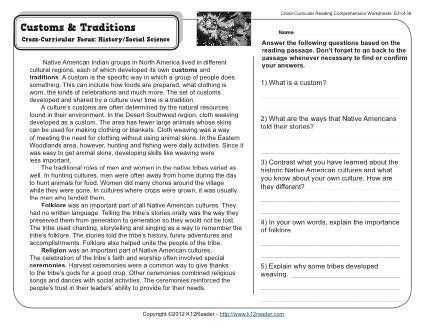 Cross Curricular Reading Comprehension Worksheets Also 21 Best Reading P Images On Pinterest