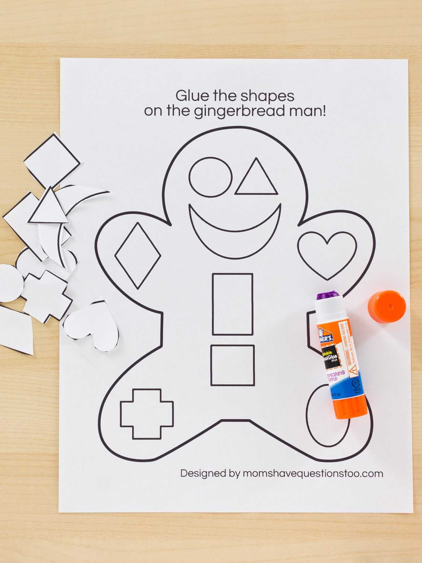 Cut and Paste Worksheets for Kindergarten Along with Color Cut and Paste Worksheets for Kindergartenunt tons Fun
