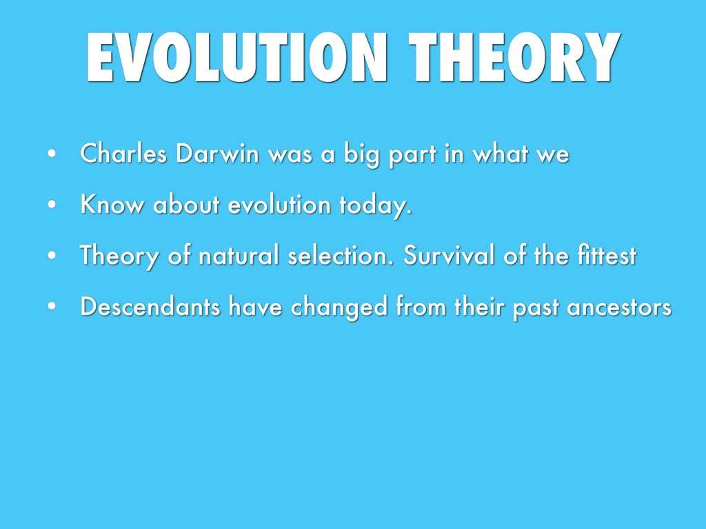 Darwin's Natural Selection Worksheet Along with Evolution by Michaela Shea