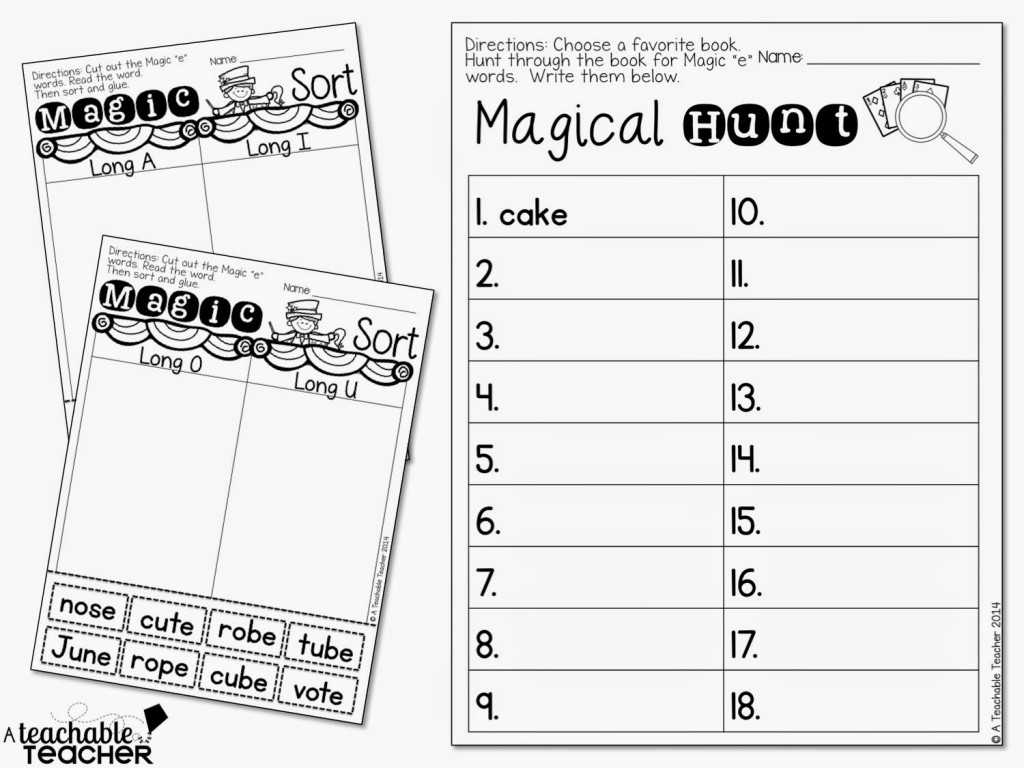 Decoding Unfamiliar Words Worksheets with Joyplace Ampquot Pearson Education Worksheets Answers Math Readin