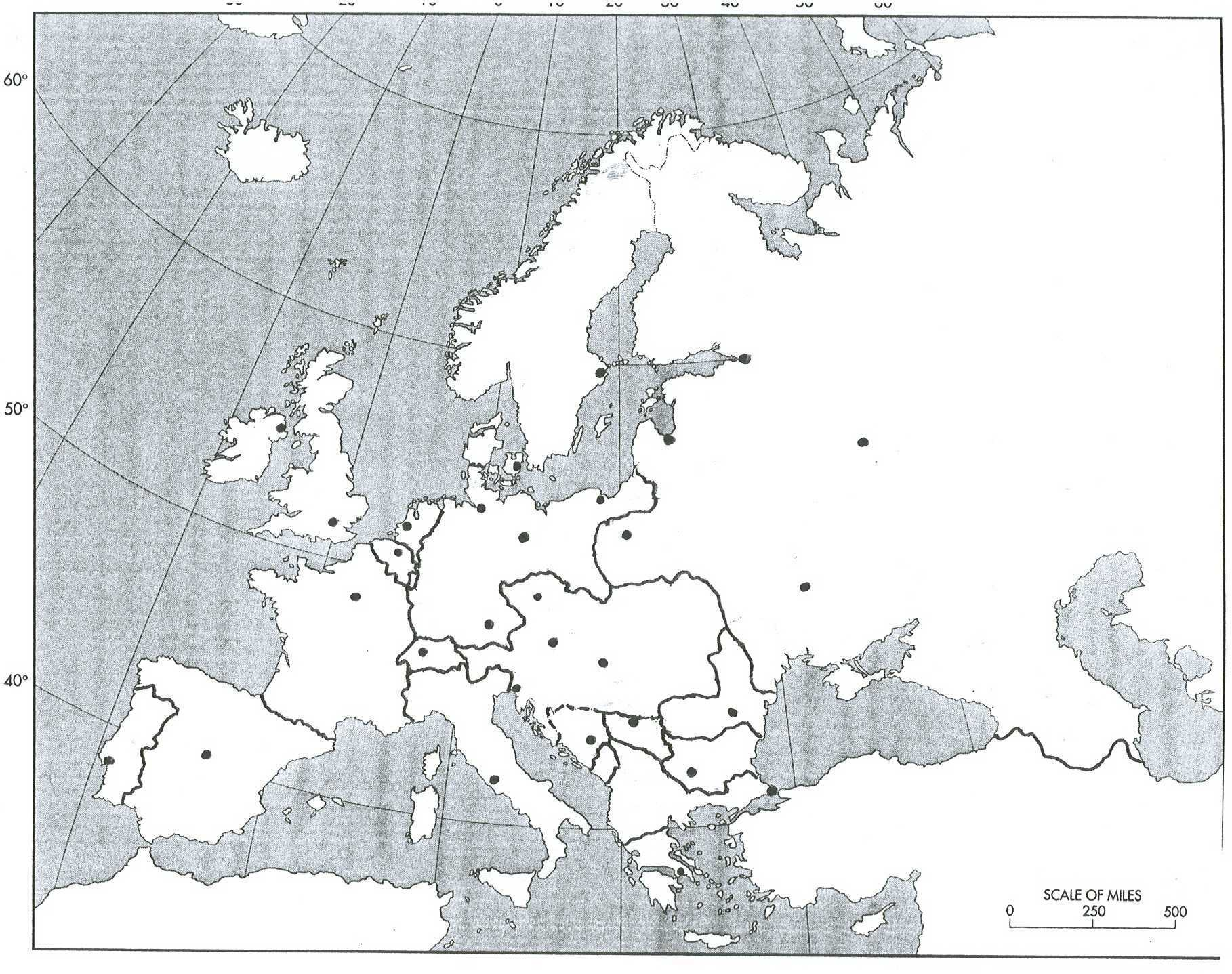 Europe after World War 1 Map Worksheet Answers or World War Ii Blank Map Of Europe Copy World War 2 Map Europe