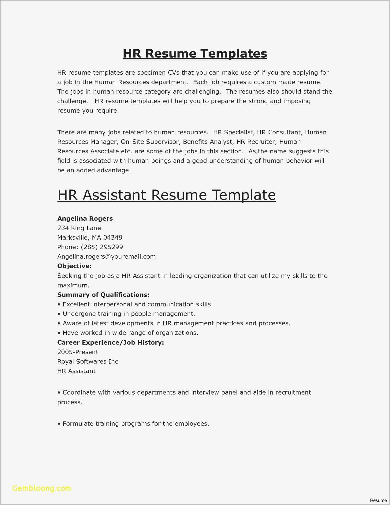 Fill In the Blank Resume Worksheet or Fill In Resume Template Samples