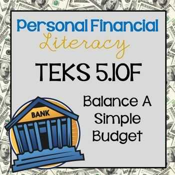 Financial Literacy Worksheets and 45 Best Math Financial Literacy Images On Pinterest