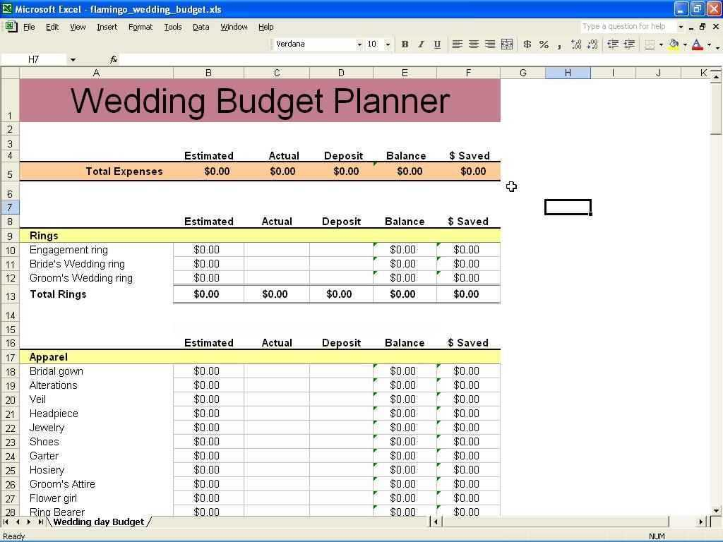 Free Household Budget Worksheet and Sample Bud Worksheet Fern Spreadsheet
