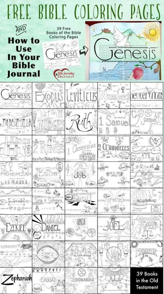Free Youth Bible Study Worksheets as Well as 39 Free Bible Coloring Page & 3 Ways In Use In Your Bible Journaling