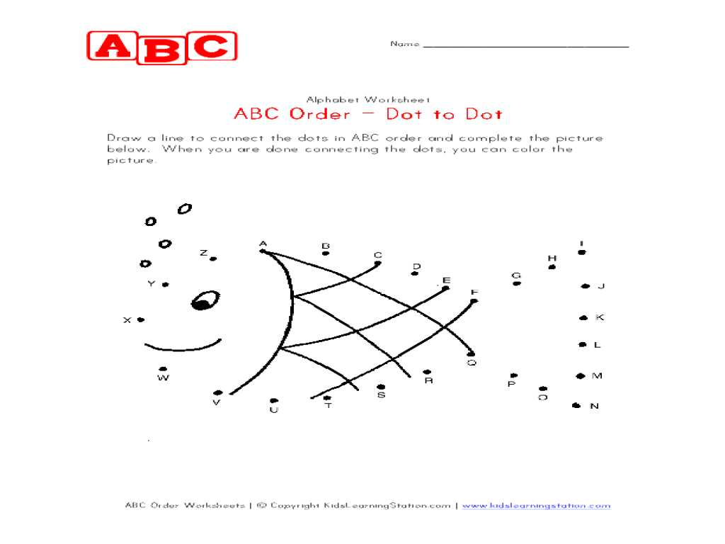 Fun Division Worksheets or Dot to Dot Abc Worksheets Download Latest Of Dot to Dot Ab