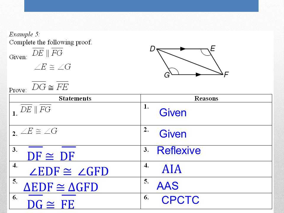 Geometry Cpctc Worksheet Answers Key or Geometry Cpctc Worksheet Worksheet for Kids In English