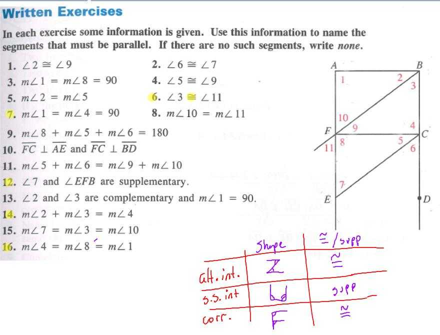 Geometry Parallel Lines Worksheet Answers with Lovely Parallel and Perpendicular Lines Worksheet Inspirational