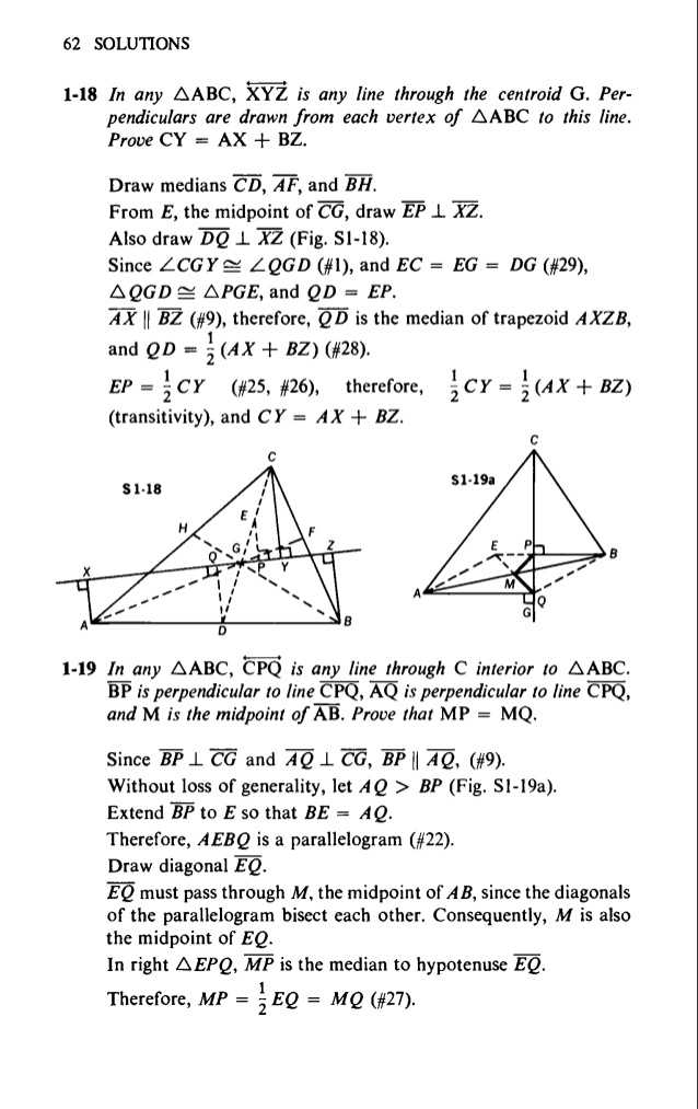 Geometry Parallelogram Worksheet as Well as Challenging Problems In Geometry
