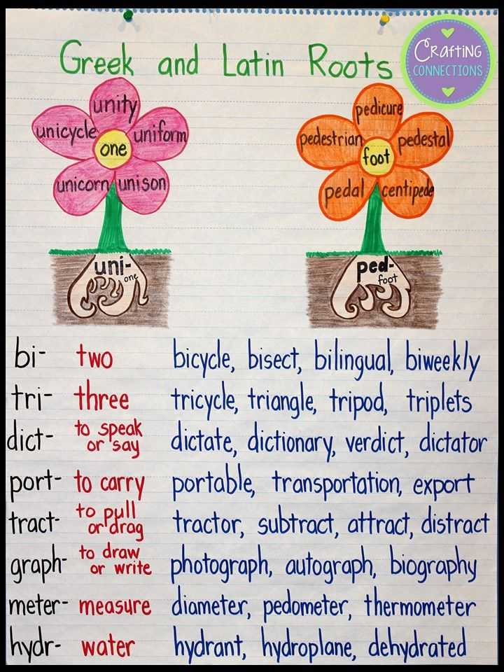 Greek and Latin Roots Worksheet Pdf as Well as 91 Best Greek & Latin Roots Images On Pinterest