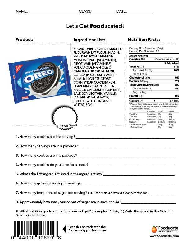 High School Health Worksheets Pdf or Fun Nutrition Worksheets for Kids