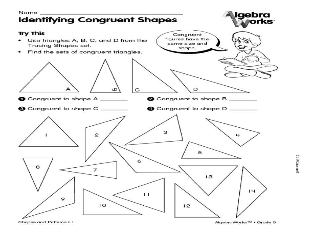 Interior Angles Of A Triangle Worksheet Pdf Also Corresponding Parts Congruent Triangles Worksheet Id 27
