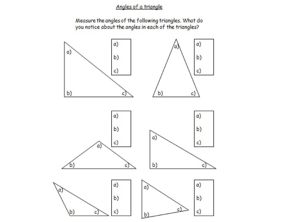 Interior Angles Of A Triangle Worksheet Pdf or Joyplace Ampquot Reading Prehension Worksheets Grade 4 Pre Alg
