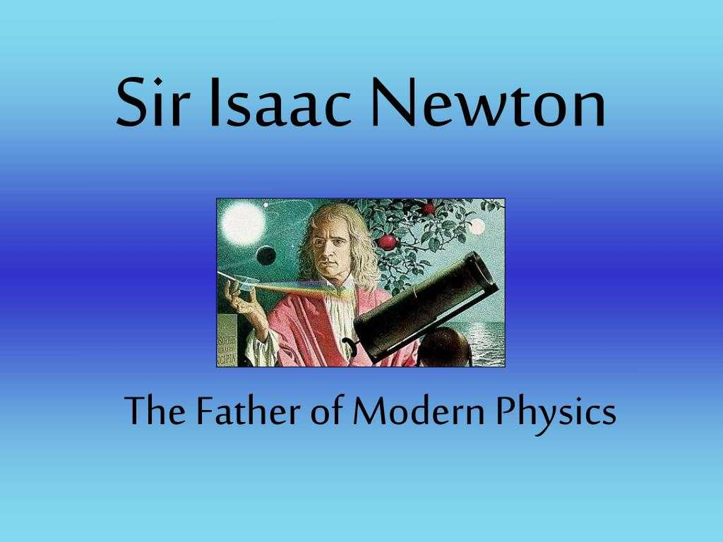 Isaac Newton's 3 Laws Of Motion Worksheet Along with Ppt Sir isaac Newton Powerpoint Presentation Id