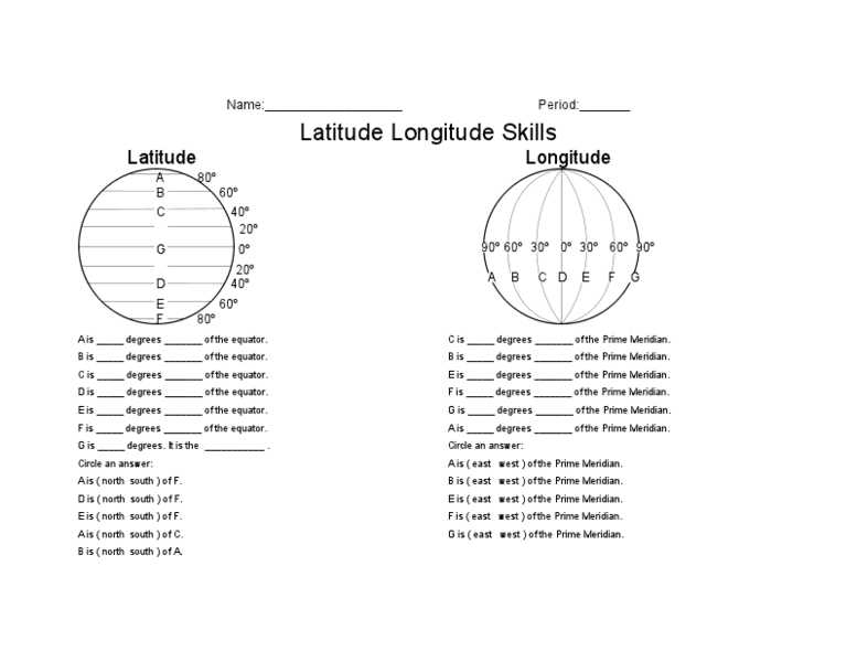 Latitude and Longitude Worksheets 7th Grade and Worksheets 46 Fresh Latitude and Longitude Worksheets Hi Res