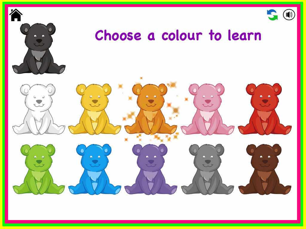 Learning Colors Worksheets as Well as App Shopper Learning Colours In Stages Education