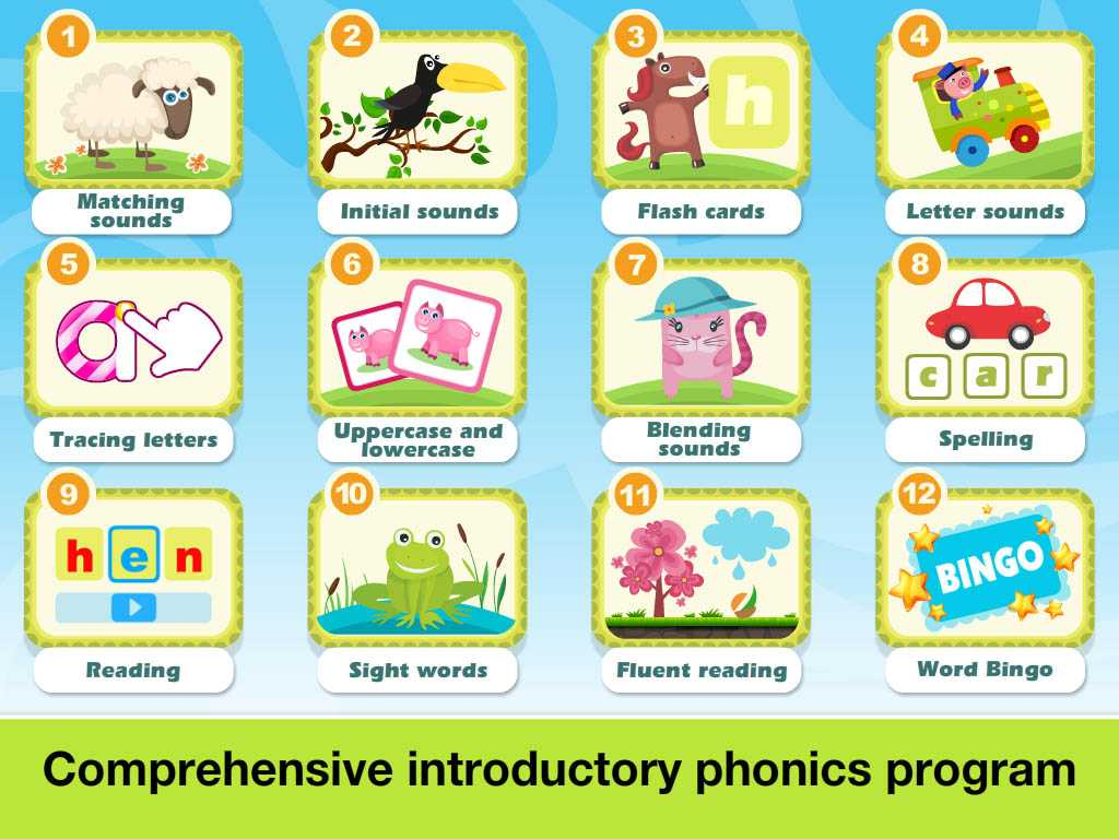 Learning to Read Worksheets Along with Phonics Fun On Farm 22learn