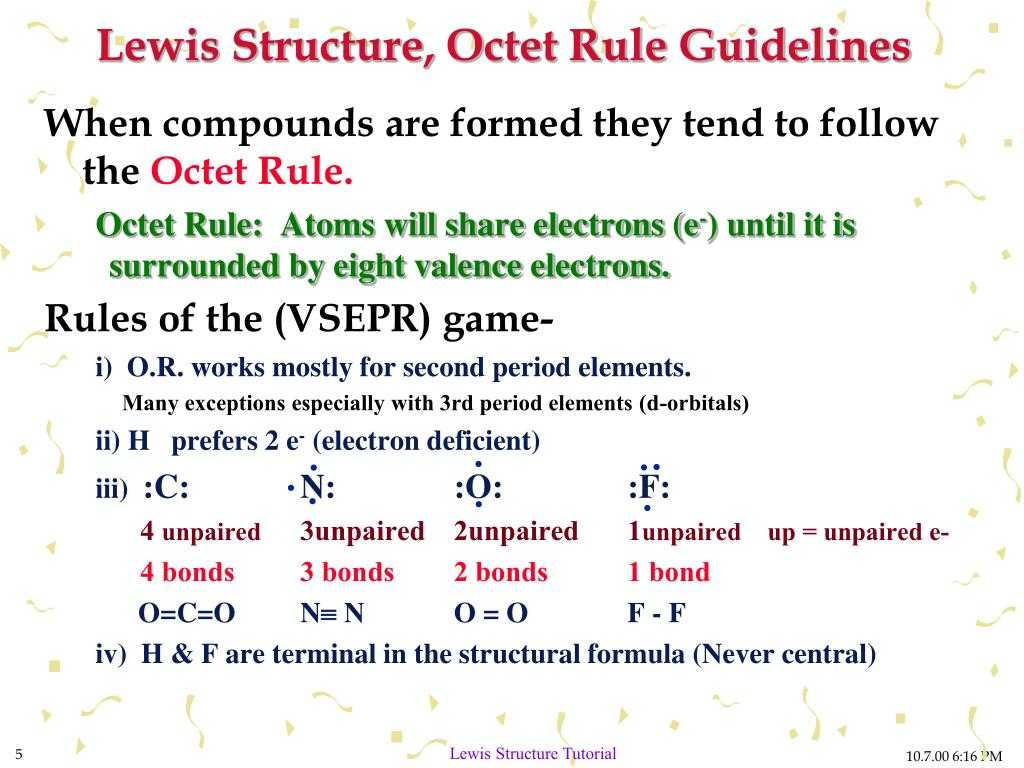 Lewis Structures Part 1 Chem Worksheet 9 4 Answers With 40