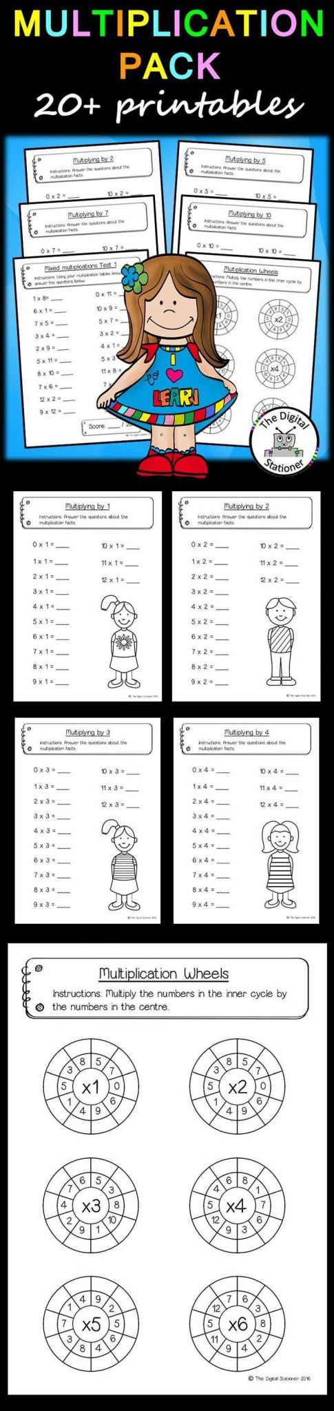 Math Variable Worksheets and 55 Best My Tpt Maths Resources Images On Pinterest