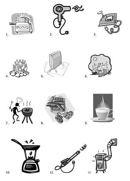 Methods Of Heat Transfer Worksheet Answers or Heat Energy Transfer Worksheet Cadrecorner