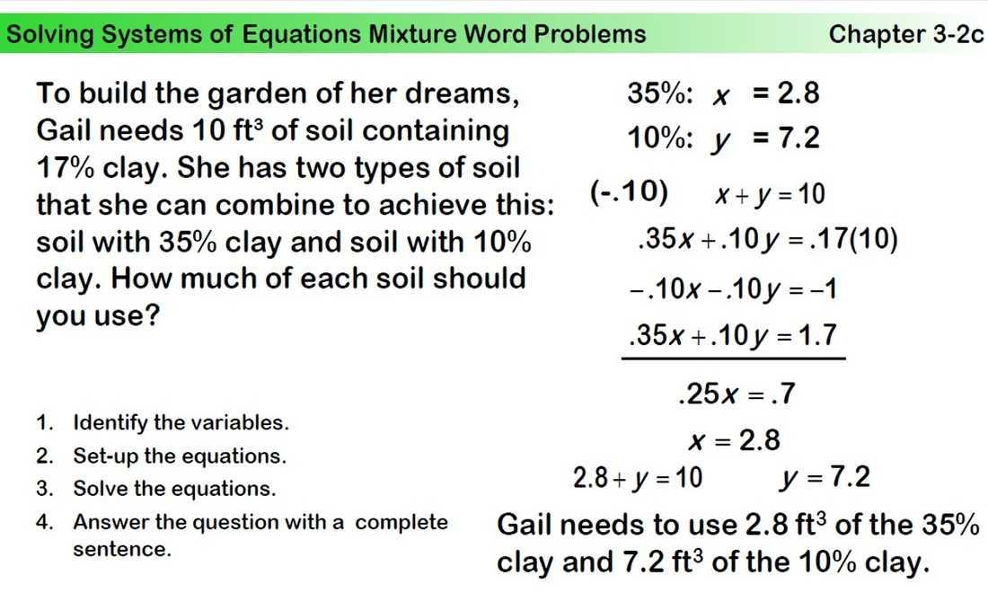 Mixture Problems Worksheet as Well as Mixture Word Problems Worksheet Gallery Worksheet Math for Kids