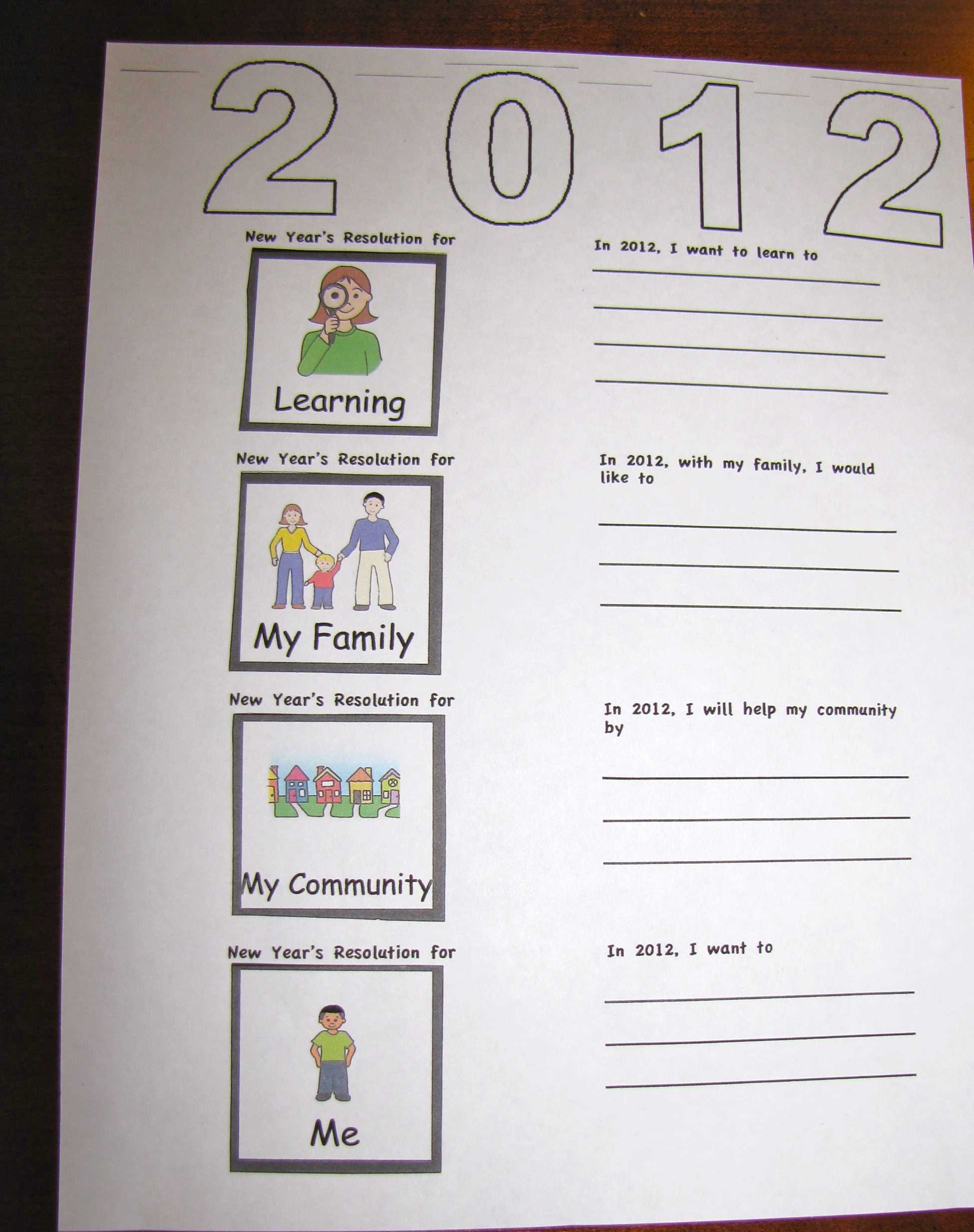 New Year Goal Setting Worksheet as Well as Awesome Here is My Free Printable New Worksheet Years Resolution