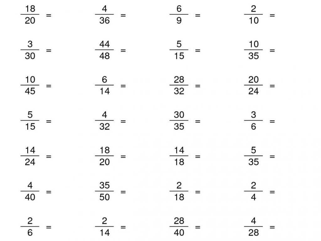 Order Of Operations with Fractions Worksheet together with 5th Grade Fractions Worksheets Super Teacher Worksheets