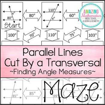 Parallel Lines Cut by A Transversal Worksheet Answer Key Also Fresh Parallel Lines and Transversals Worksheet Best Worksheet 3