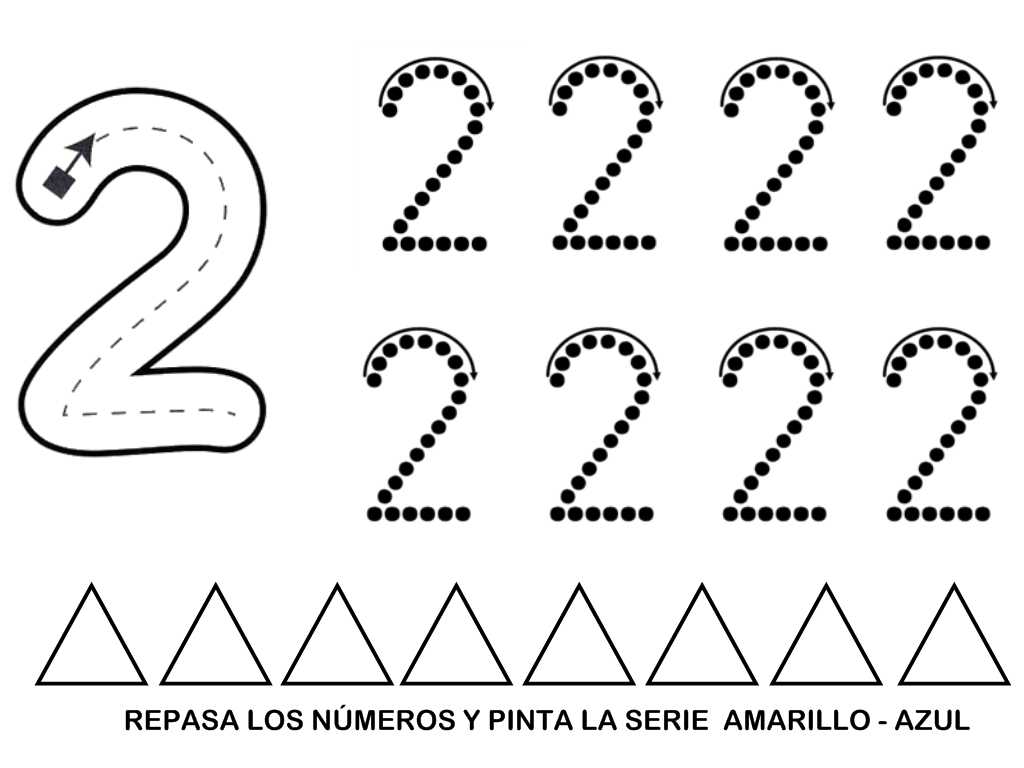 Pattern Worksheets for Preschool together with La Brujita Chispitas Junio 2012