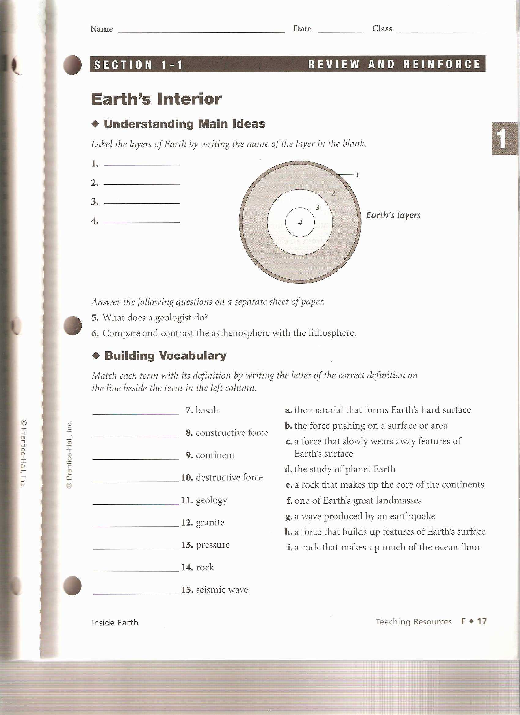 Pearson Education Inc Worksheet Answers Along with 15 Inspirational Answer Sheet for Math