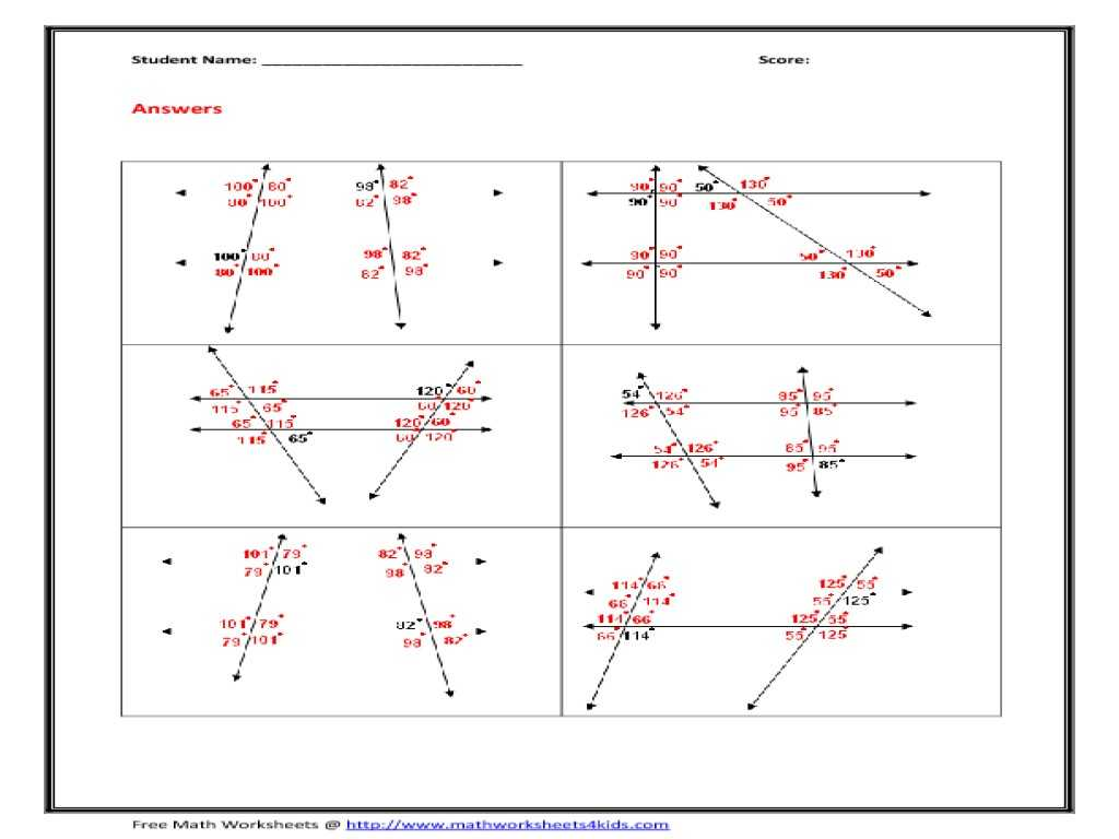 Potential and Kinetic Energy Worksheet Answer Key as Well as 19 Inspirational Worksheet 3 Parallel Lines Cut by