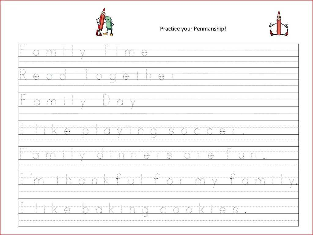 Preschool Reading Worksheets or Kindergarten Free Writing Worksheets for Kindergarten Kids A