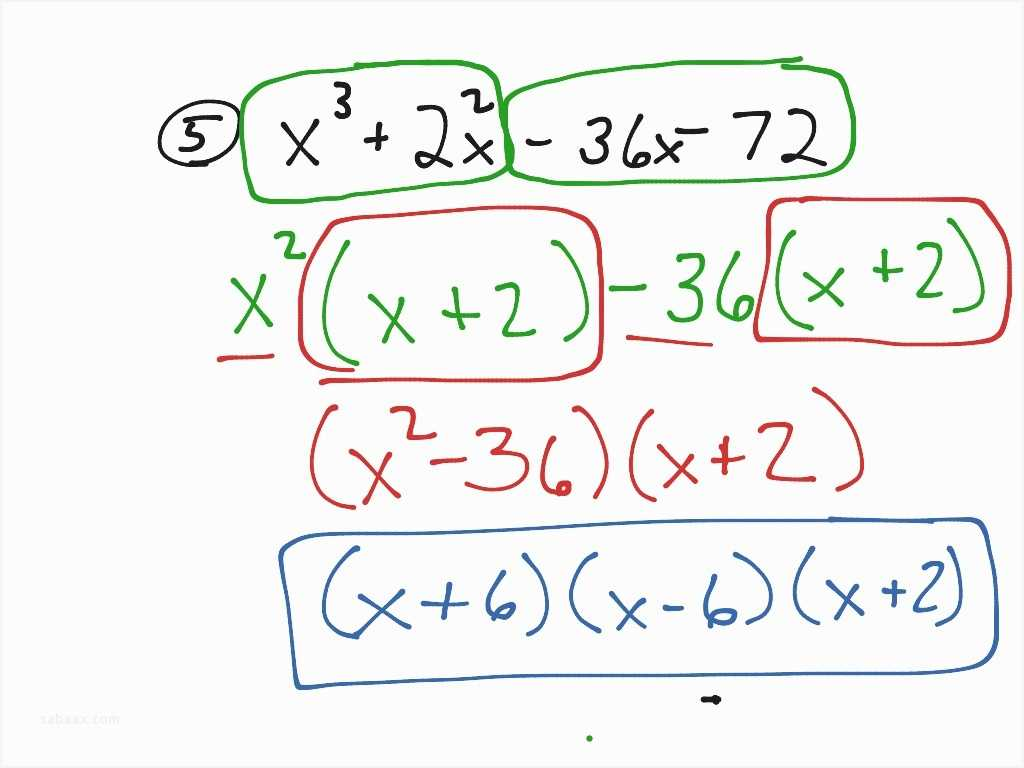 Quadratic Transformations Worksheet with Best Factoring Using the Distributive Property Worksheet