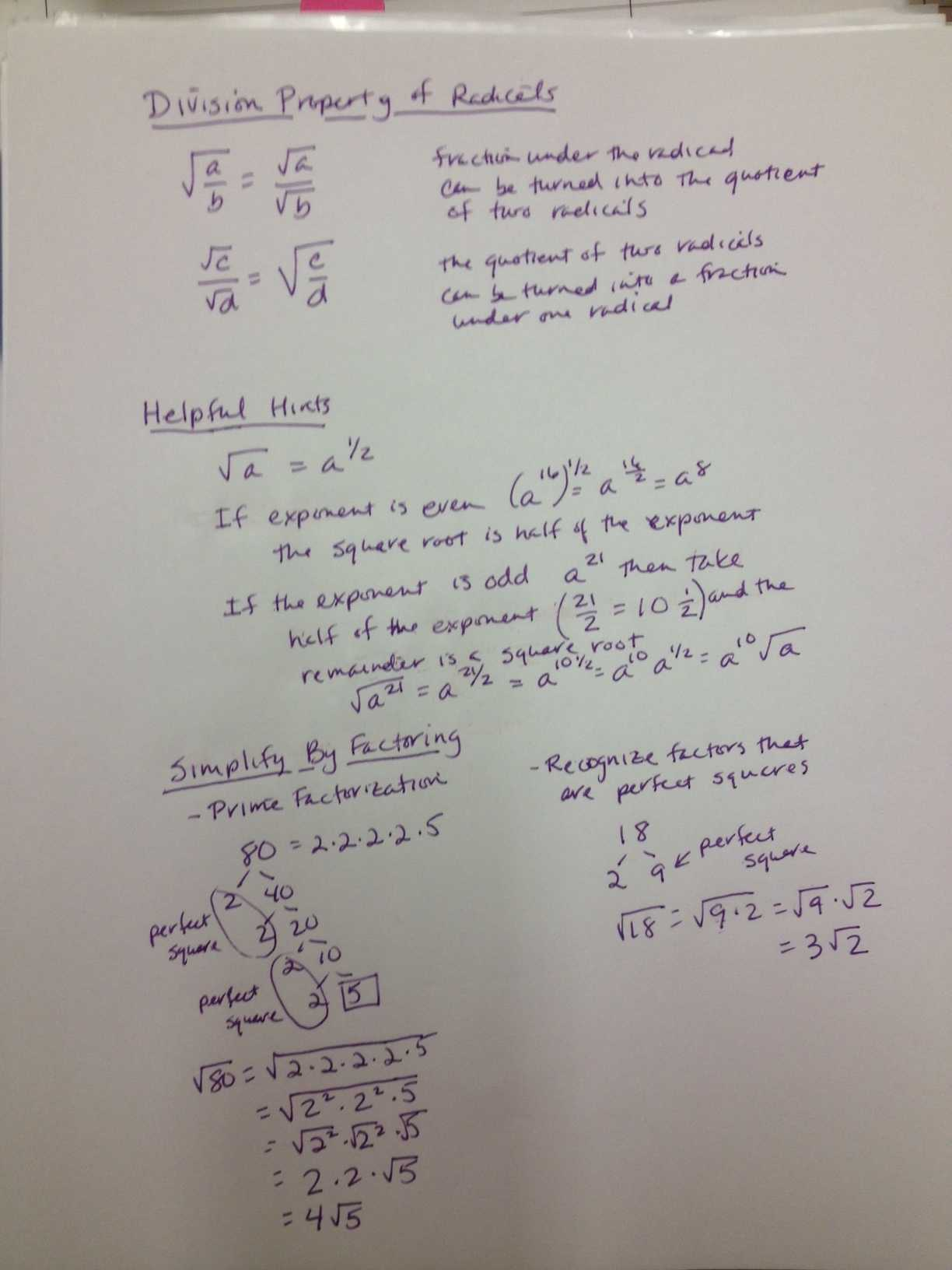 Radicals and Rational Exponents Worksheet Answers or Exelent Simplifying Radicals Worksheet No Variables Picture