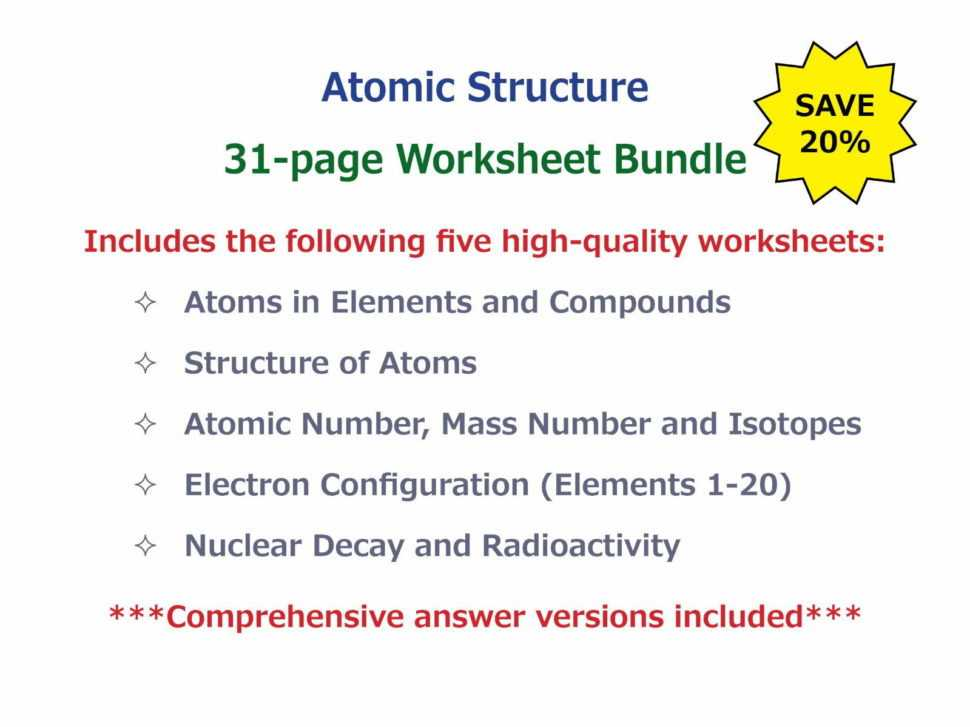 Radioactivity Worksheet Answers together with Worksheets 48 New atomic Structure Worksheet Answers Hi Res