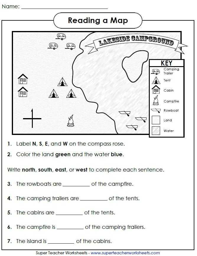 Reading A Map Worksheet Pdf together with 230 Best 2nd social Stu S Images On Pinterest