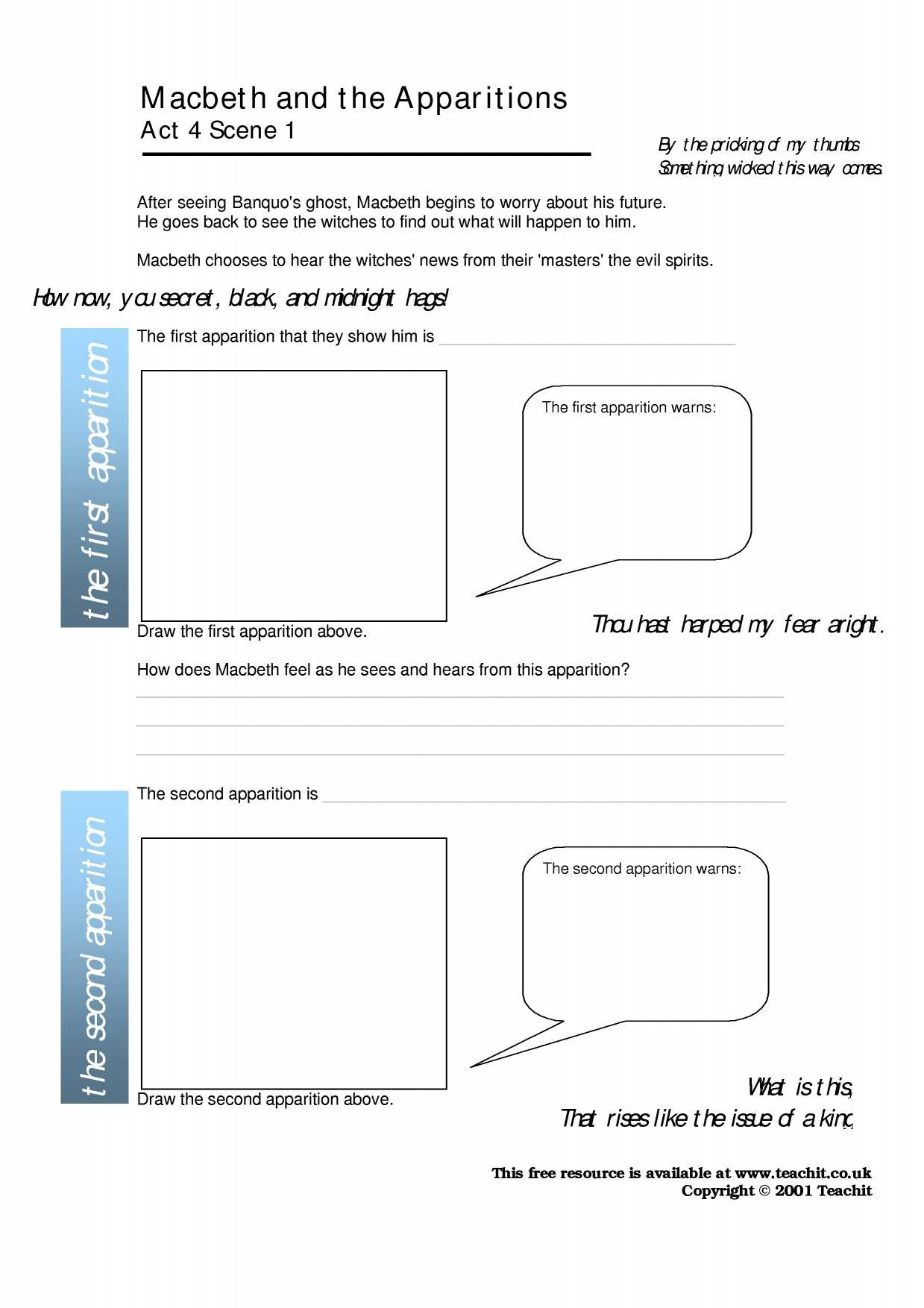 Secrets Of the Mind Worksheet Answers Along with Y9 Search Results Teachit English