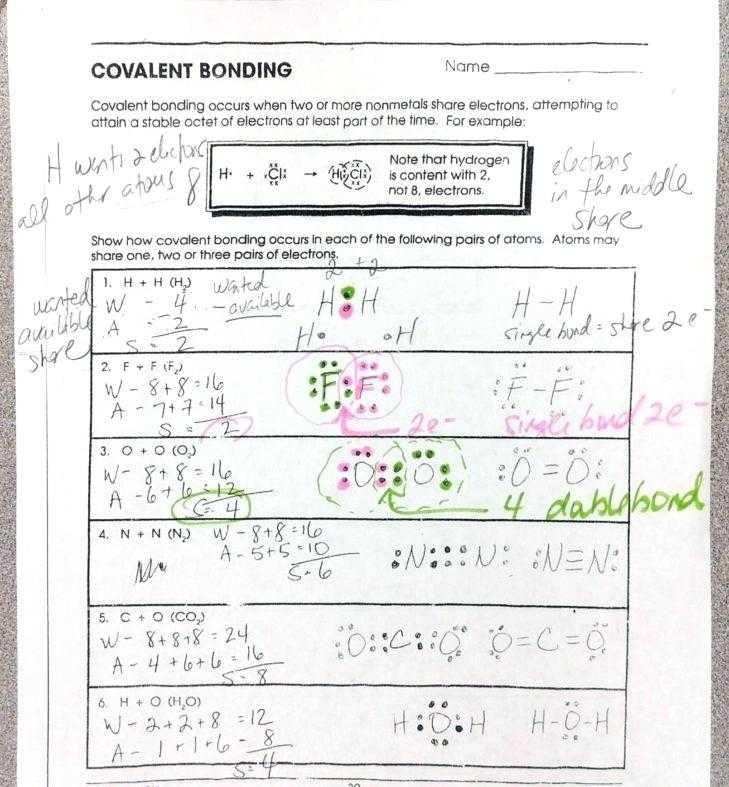 Section 1 Stability In Bonding Worksheet Answers with Lovely Ionic Bonding Worksheet Best Chapter 8 Bonding General
