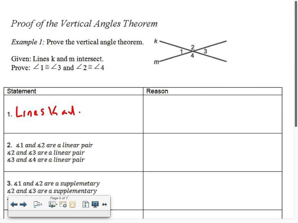 Slope Intercept form Worksheet with Answers Also Workbooks Ampquot Vertical Angles Worksheets Free Printable Work