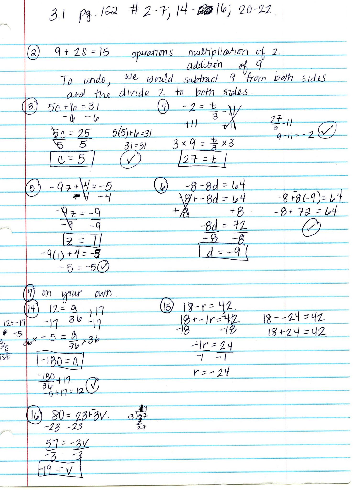 Solving Linear Equations Practice Worksheet together with Pre Algebra