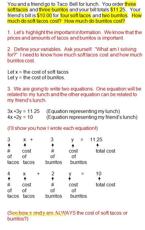 Solving Systems Of Equations by Substitution Word Problems Worksheet Along with Systems Word Problems Worksheet Image Collections Worksheet Math