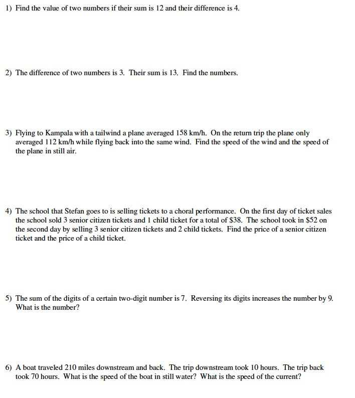 Solving Systems Of Equations by Substitution Word Problems Worksheet Also solving Systems Linear Inequalities Worksheet Fresh Systems