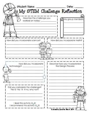 Stem Activity Worksheets as Well as 46 Best Stem Images On Pinterest