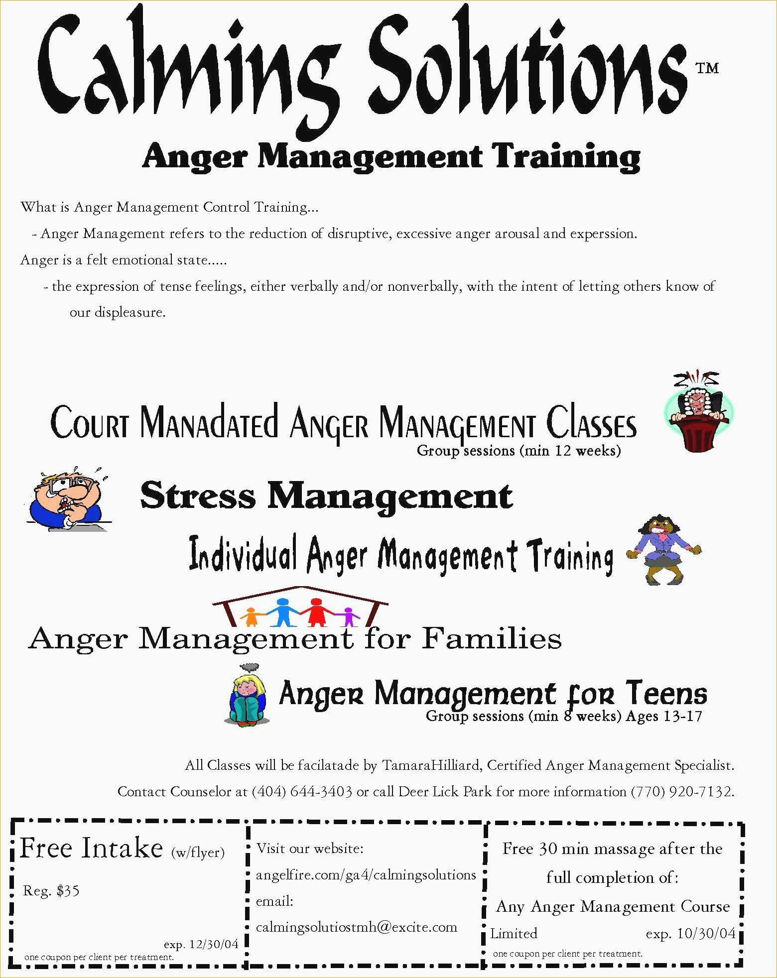 Buy Online Anger Management And Stress