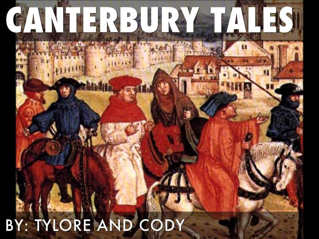The Canterbury Tales the Prologue Worksheet together with Canterbury Tails by Cody Ray