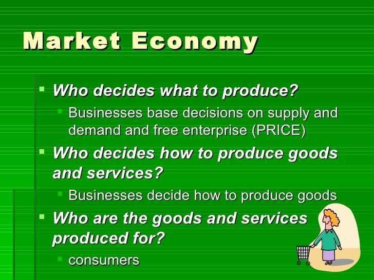The Market Economy Worksheet Answer Key as Well as How Do Economic Systems Answer the Basic Economic Questions