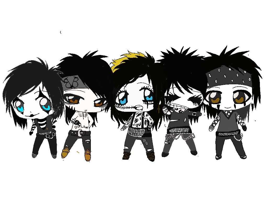 The Minister's Black Veil Worksheet Answers as Well as Black Veil Brides Cartoons My Bands