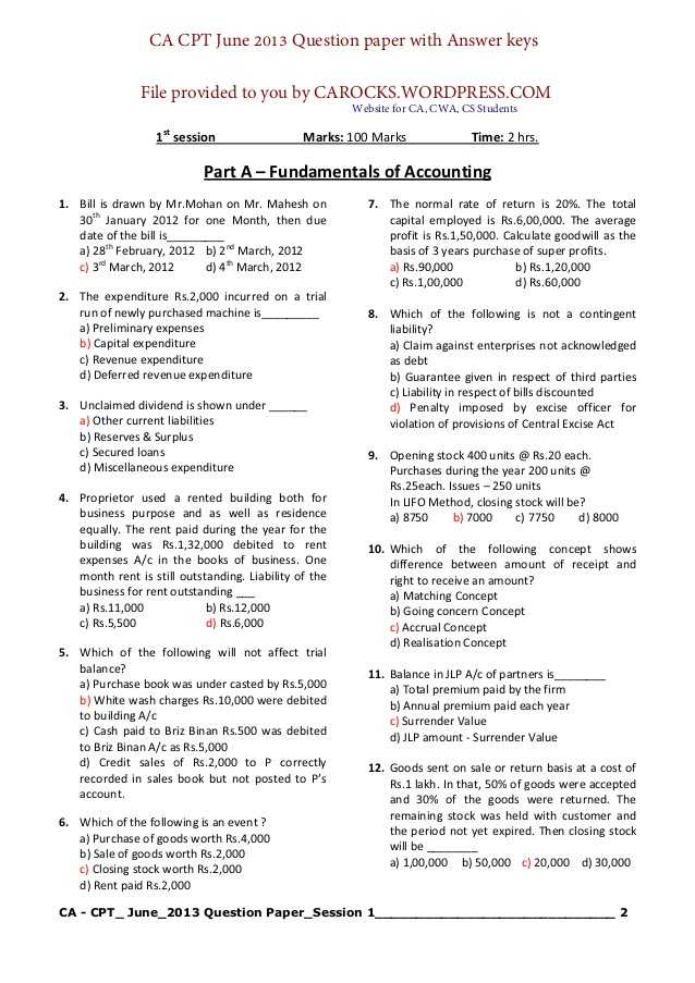 The True Cost Of Ownership Worksheet Answers together with Cpt June 2013 Question Paper with solution[carocks ]