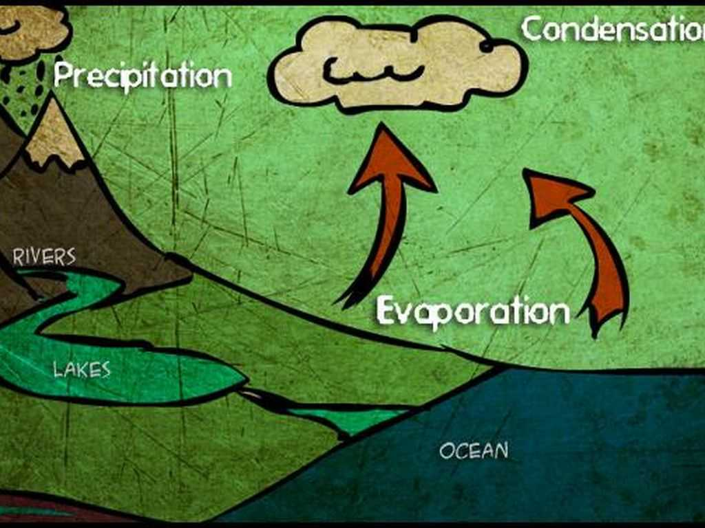 The Water Cycle Worksheet Answer Key with the Water Cycle by Christine Smelt