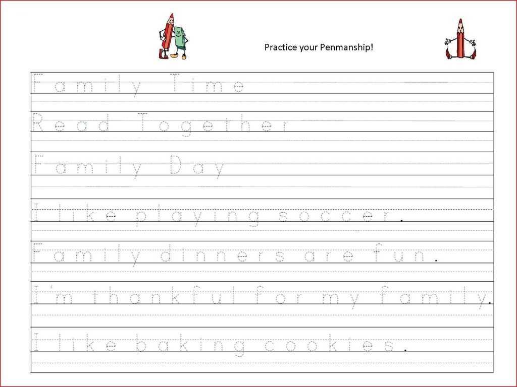 Transportation Worksheets for Preschoolers Along with Kindergarten Free Writing Worksheets for Kindergarten Kids A